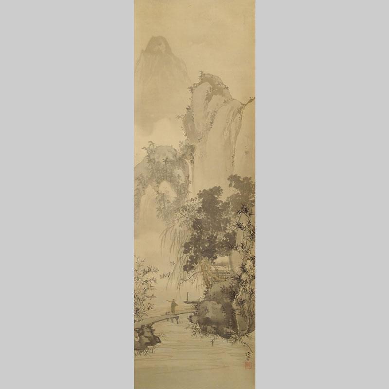 immagine rotolo antico giapponese acquista online