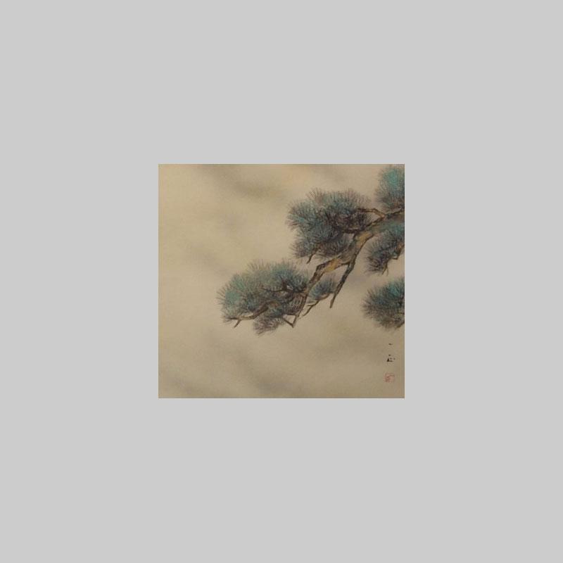 Monte fuji pergamena giapponese originale online store bonsaicreativo