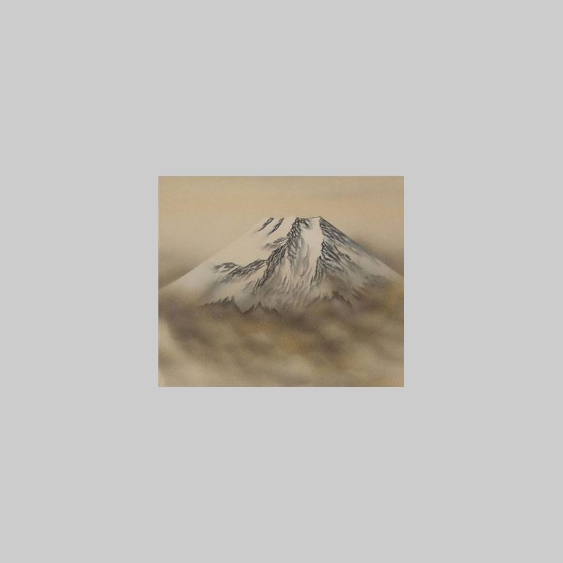 particolare Monte fuji pergamena giapponese originale online store bonsaicreativo