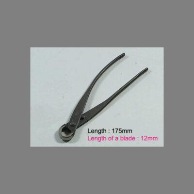 Tronchese concava a lama tonda taglio medio 175 mm taglia rami large/peso 187g -No. 10