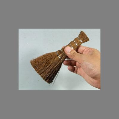 Scopino di fibra di cocco per bonsai – Large 150 mm x 75mm -50g - No.119L