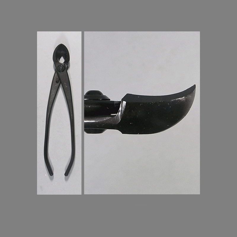 Tronchese concava a lama tonda 200 mm taglia rami large/peso 312g -No 4