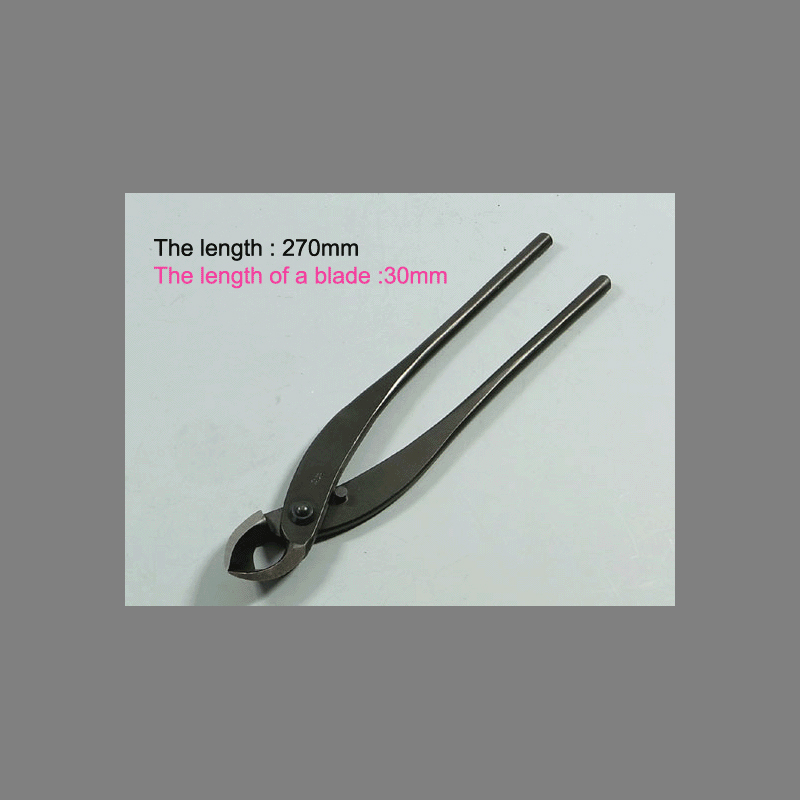 Tronchese concava a lama dritta 270 mm taglia rami extra large/peso 562g -No 5